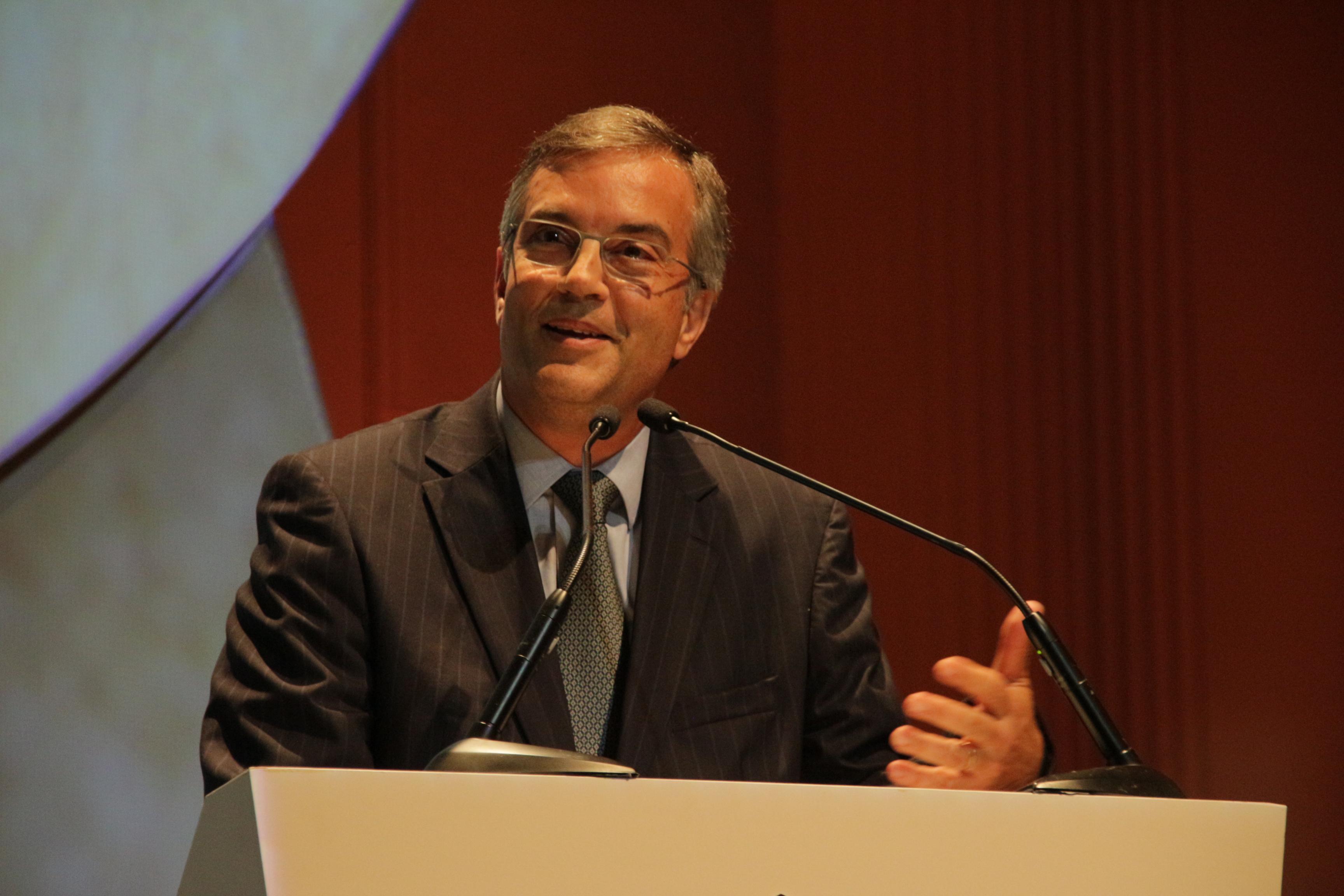 João Alceu, presidente da FenaSaúde