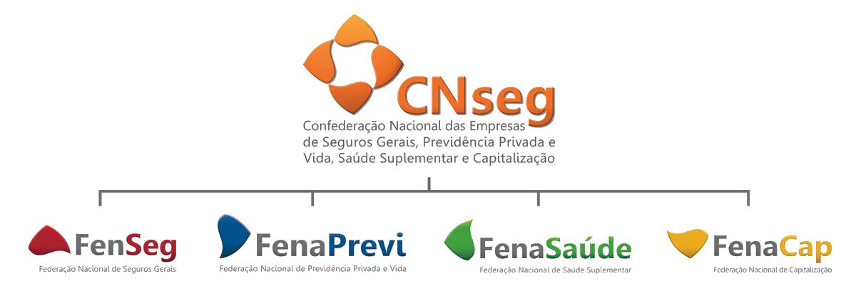 Estrutura da CNseg e Federações